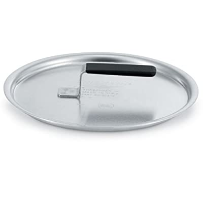"""Wear-Ever Flat 9"""" Alum. Cover for Sauce Pan"""