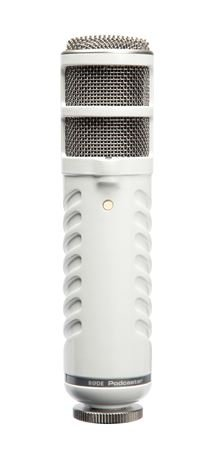 Micrófono dinámico USB Rode Podcaster