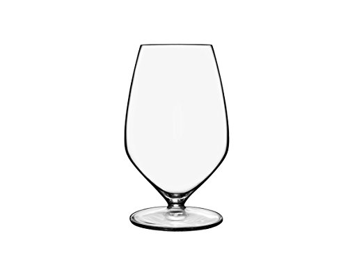 Luigi Bormioli T-Glass Footed Stemless White Wine Glass, 11.75 ounce, Set of - Glasses T
