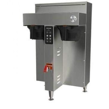 Fetco CBS-1152V+ Extractor V+ Twin Automatic Coffee Brewer 240V 4600-9100W ()