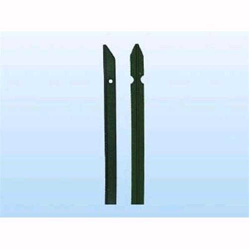 2 opinioni per Paletti Pali plastificati per recinzioni sezione T- Altezza cm. 225- Cf. 10 Pz