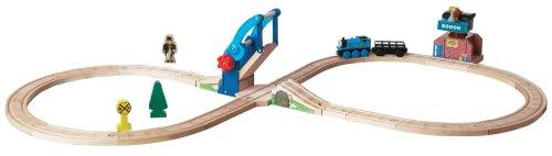 Thomas & Friends Sling Bridge (Thomas And Friends Wooden Railway - Bridge And Crane Figure 8)