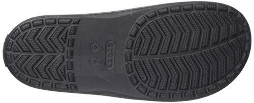 Graphic Crocs Grigio Slide nero Crocband Ii Slate Croslite EwwCxRq7