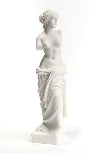 Delphis Alabaster Venus de Milo 6.3 inch