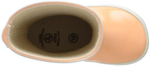 Aigle Unisex-Kinder Baby Flac Gummistiefel Gummistiefel Mehrfarbig (lt goyave B)