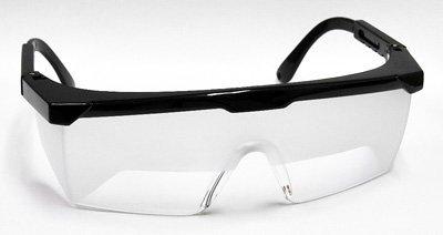 Aero Pheonix Adjustable IFR Training Glasses - Black - UV - Aero Swim