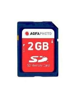 AGFA 2GB SD Memory Card