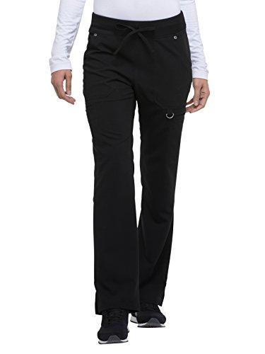 Dickies Xtreme Stretch Women's Drawstring Scrub Pant Small Black ()