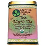 MORINGA SLIMFIT (Weight loss) TEA - USDA Organic - Nature´s 9 Most Potent Botanical's for Staying Slim, Fit & Healthy!