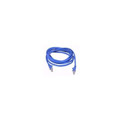 (BELKIN cat6 15ft blue patch cable rj45m/rj45m w/snagless boot)