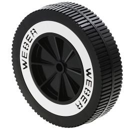 Weber 6 inch Replacement Wheel (Weber Grill Parts Wheels compare prices)