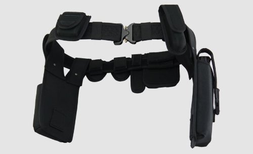 [ANOVOS BSGCOST003 Battlestar Galactica Utility Belt and Pouch Set Costume (Up to 50