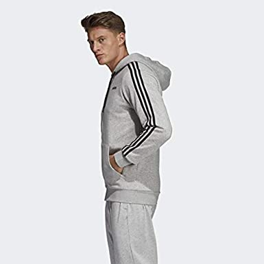 Adidas Essentials 3 Stripes Fullzip Fleece