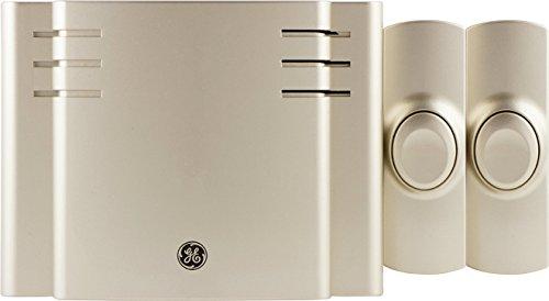 GE Wireless Doorbell Battery Operated 30393