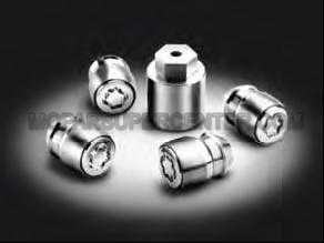 - OEM Dodge Challenger Chrome Wheel Lock Set 82212567