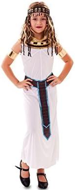 Fyasa 706505-t03 egipcio disfraz de niña, tamaño mediano: Amazon ...
