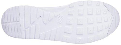 White White Pure Platinum Thea Air Donna da Scarpe Max Nike 110 Ginnastica Grigio Sqx81zw