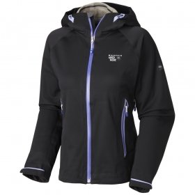 Mountain Hardwear Trinity Softshell Jacket, Black, X-Small