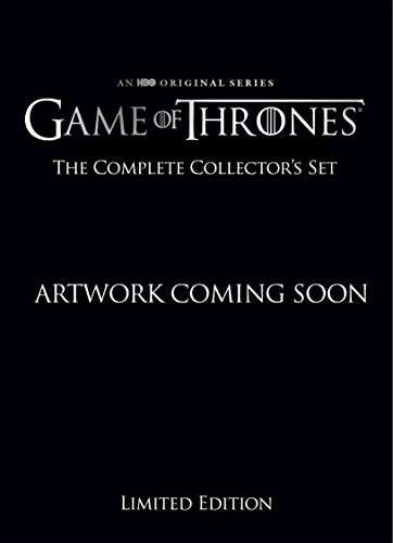 Game of Thrones: The Complete Seasons 1-8 (Collectors Edition/BD) [Blu-ray]