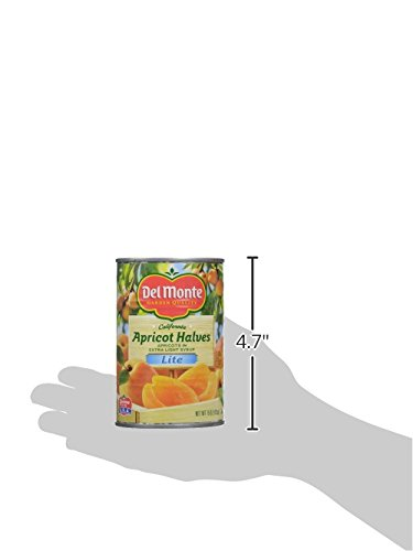 Del Monte Canned Apricot Halves in Extra Light Syrup, 15-Ounce by Del Monte (Image #3)