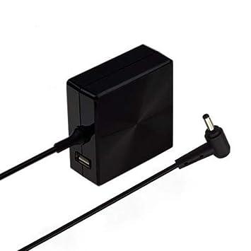 Amazon.com: 19 V 3.42 a 65 W Ac Cargador para Asus S300 S300 ...