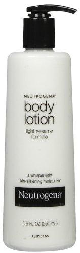 Neutrogena Sheer Oil Lotion Skin Silkening Moisturizer