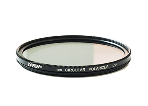 Tiffin Green Glass - Tiffen 405CP 40.5mm Circular Polarizing Filter (Gray)