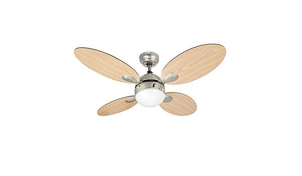 Habitex Ventilador Techo. M. VTR-4000: Amazon.es: Hogar