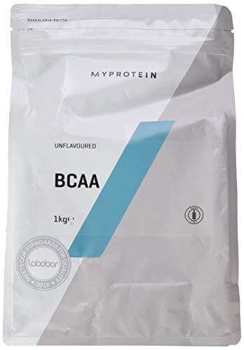 Myprotein BCAA Unflavoured, 1er Pack (1 x 1 kg)