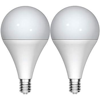 Ge Lighting 24355 Light Dimmable Led A15 Ceiling Fan Bulb