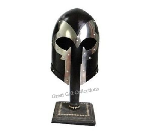 New Medieval Barbute Helmet Armour Helmet Roman knight helmets Inner Liner