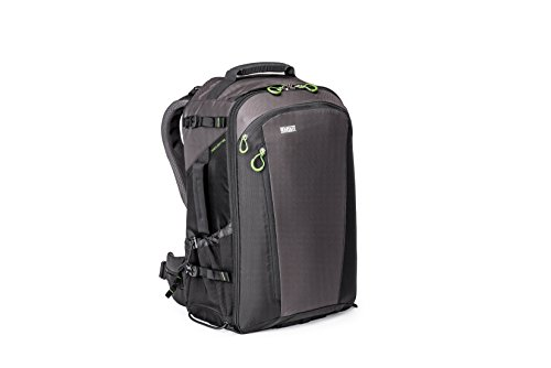 MindShift FirstLight 40L Backpack for DSLR Cameras, Lenses, Flashes, 17'' Laptop and 12'' Tablet by Mindshift