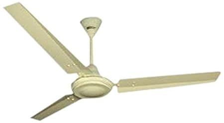 Crompton HS Plus 48-inch 53-Watt Power Saver Ceiling Fan (Ivory)