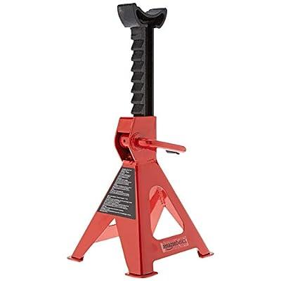 Basics Steel Jack Auto Stands, 3 Ton Capacity, 1 Pair: Automotive