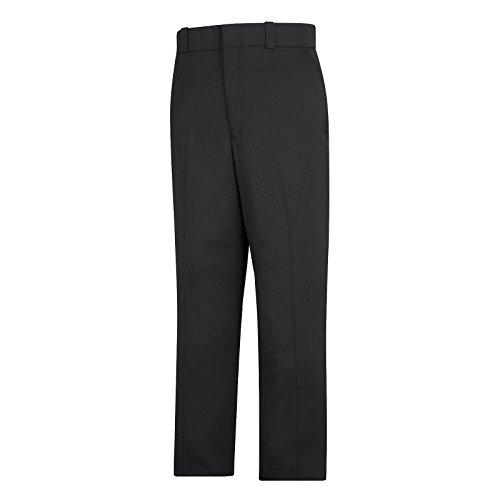 Horace Small Men's Sentry 4 Pocket Police Law Enforcement Pant 36 x 30 Black (Trousers Gabardine Black Button Fly)
