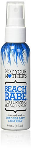 Not Your Mother's Beach Babe Texturizing Sea Salt Spray, 2 Ounce (Best Sea Salt For Your Health)
