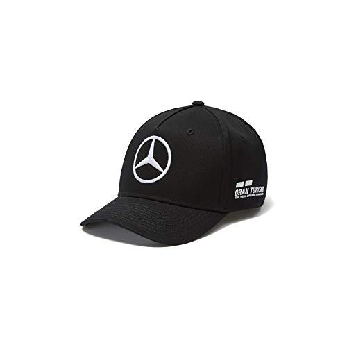Mercedes AMG F1 Team Driver Puma Hamilton Baseball Cap Black Official 2018 142594f0128c