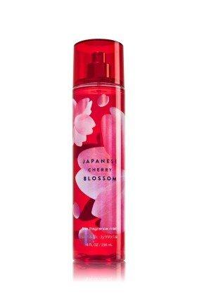 Bath Body Works Japanese Cherry Blossom 8.0 oz Fine Fragrance Mist