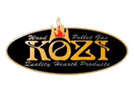 Kozi Pellet Exhaust Combustion Blower Motor Assembly # 12003 for Pellet Stoves