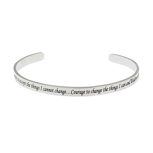 - Beads & Pearls Jewelry God Grant Me the Serenity... Serenity Prayer Bracelet, Inspirational Gifts,