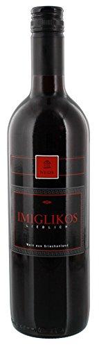 Neos - Imiglikos Lieblich Rotwein lieblich 11% Vol. - 0,75l
