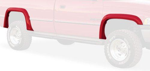 Bushwacker Dodge Extend-A-Fender Flare Set of 4 (Dodge Extend A Fender Flare)