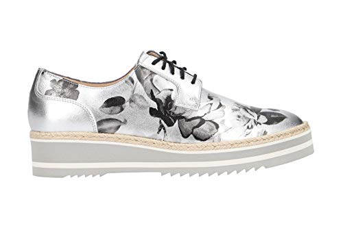 Classique Chaussures 56117 Femme Et Lacets Peter 907 Coupe Hell Kaiser grau À xHtOq8w