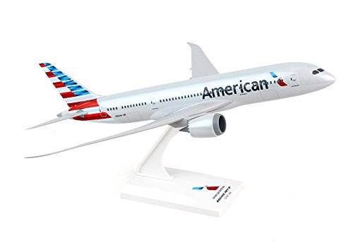 Daron Worldwide Trading Skymarks American Airlines Boeing 787 8 1/200 Vehicle