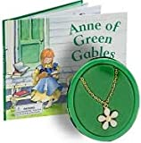 img - for Anne of Green Gables (Glitter Charm Book) book / textbook / text book