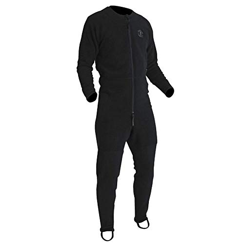 Mustang Sentinel Series Dry Suit Liner - Med - Black ()