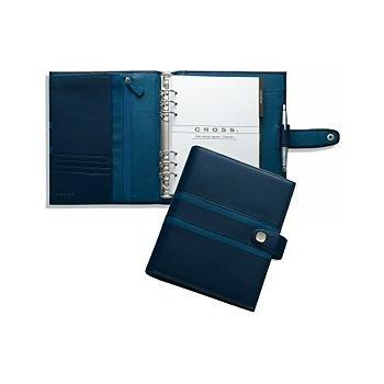 Cross 1846 colección de cuero, tamaño mediano, agenda, color ...