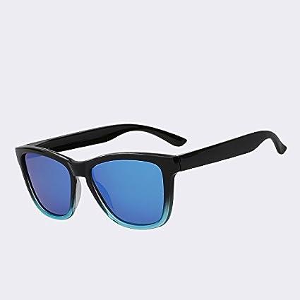 a84e85f4b55ee TIANLIANG04 Los Hombres Gafas de Sol polarizadas Lentes de Espejo Hombre  Gafas de Sol Gafas Vintage
