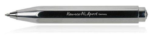 Kaweco AL Sport Raw Finish Ballpoint Pen - KWAB-RW