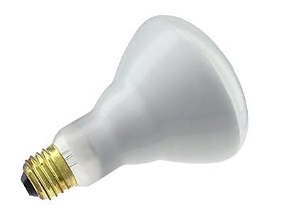Philips 248765 Soft White 65-watt BR30 Indoor Flood Light Bulb, 12-Pack